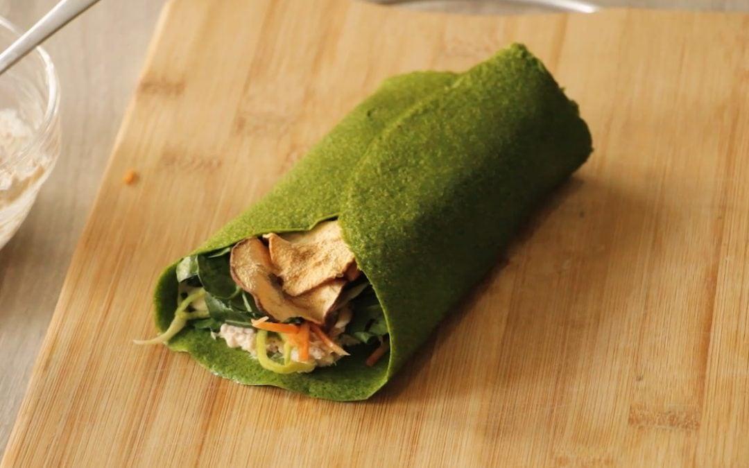 Wrap Verde