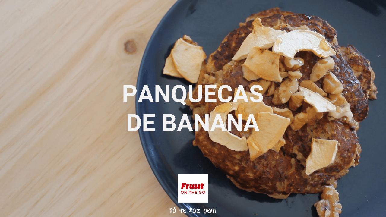 Panquecas-de-Banana