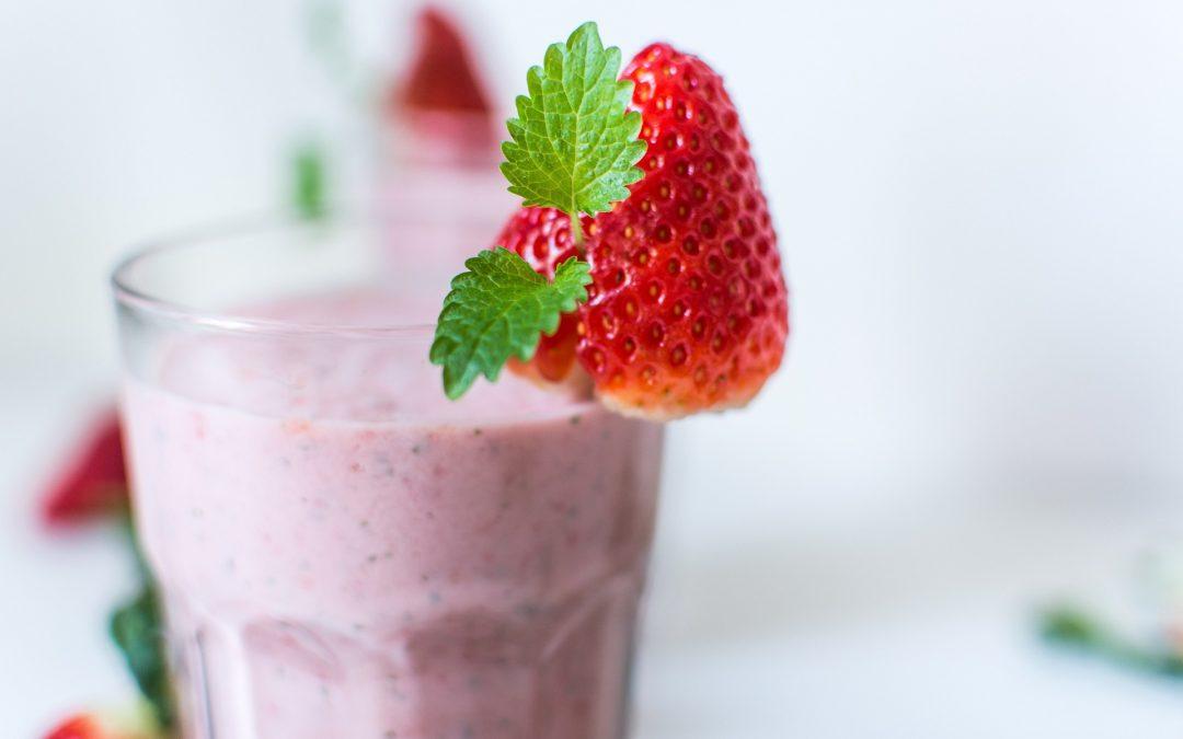 Smoothie de fruta: uma opção saudável e nutritiva! | Nutricionista Rita Lopes