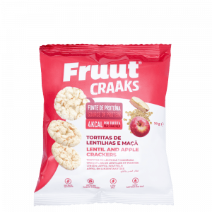 Craaks-Maçã-cracker